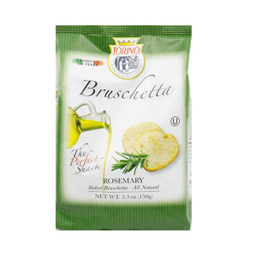 Italian Rosemary Bruschetta Bread by Torino, 5.3 oz. (150 g)