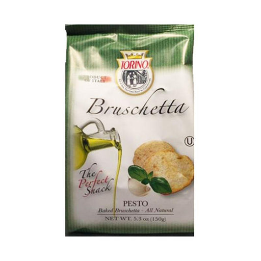 Italian Pesto Bruschetta Bread by Torino, 5.3 oz. (150 g)