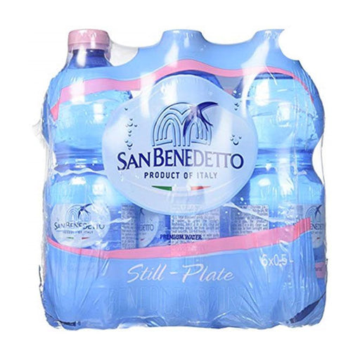 San Benedetto Mineral Water 6 Pack, 16.9 oz. (500 mL)