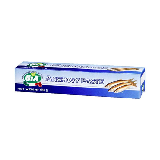Gia Anchovy Paste, 2.1 oz. (60g)