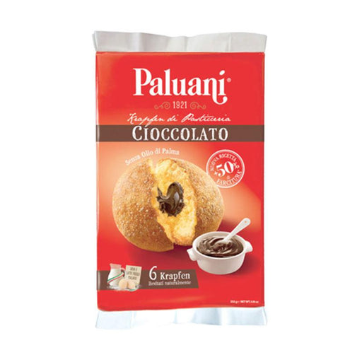 Paluani Chocolate Donuts, 8.8 oz. (252g)