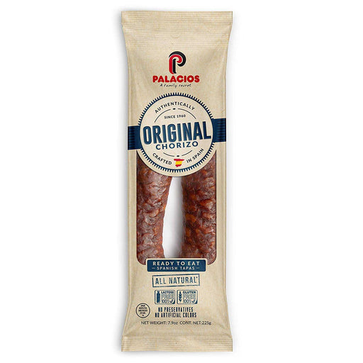 Palacios Mild Spanish Ready-to-eat Chorizo 7.9 oz