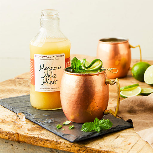 Stonewall Kitchen Moscow Mule Mixer, 24 fl oz (710 ml)