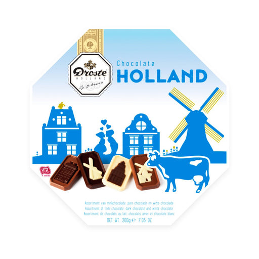 Droste Holland Edition Gift Box, 7 oz (199 g)