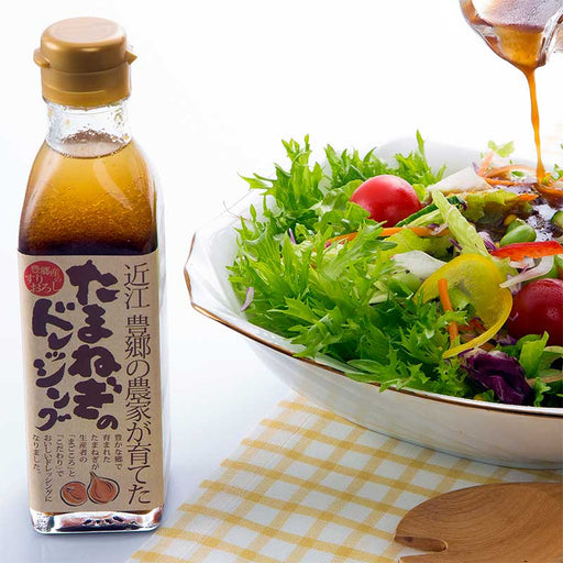Onion Japanese Salad Dressing by Ichikawa Farm, 6.6 fl oz (200mL)