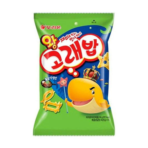 Orion Korebap Chips, Stir Fry Flavor, 56g (1.97oz)