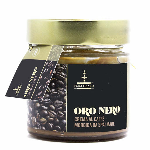 Fiasconaro Sicilian Coffee Spread Oro Nero 6.3 oz. (178g)