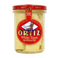 Ortiz White Tuna in Olive Oil 7.7 oz. (220g)
