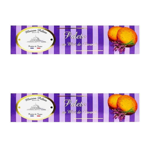 FREE Shipping | 2 Pack Maison Peltier Palets with Lavender Honey, 2.82 oz (80g)