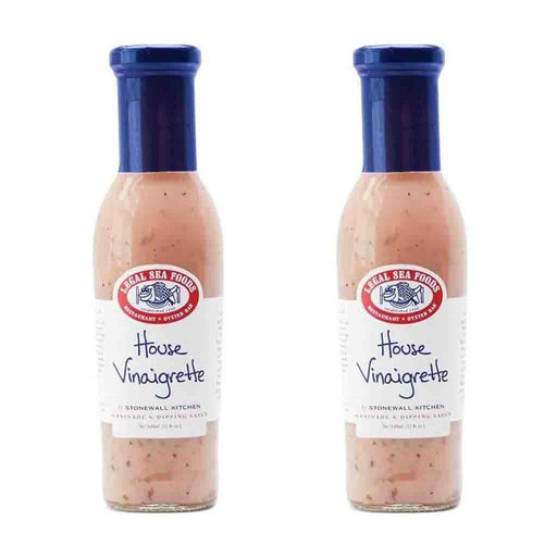 2 Pack Legal Sea Foods House Vinaigrette, 11 oz (312g)