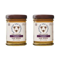 2 Pack Savannah Bee Company Tupelo Honey, 3 oz (85 g)