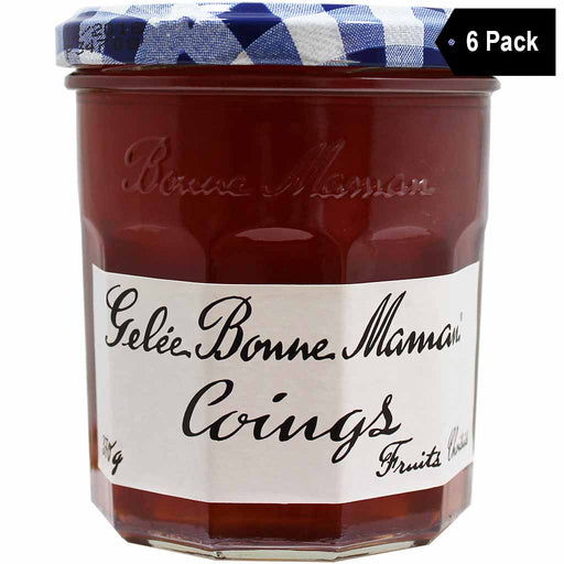 Bonne Maman French Quince Jelly 13 oz. x 6