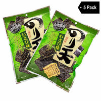 Daiko Noriten Wasabi Crackers with Seaweed (2.7 oz x 5)