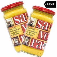 6 Pack Amora French 11-Spice Savora Condiment