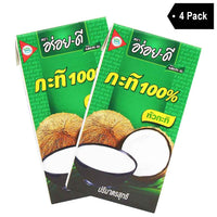 4-Pack Aroy-D Coconut Milk (8.5 fl oz x 4)