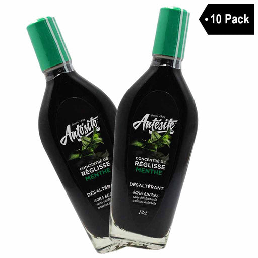 10 Pack Antesite French Mint Drink Mix
