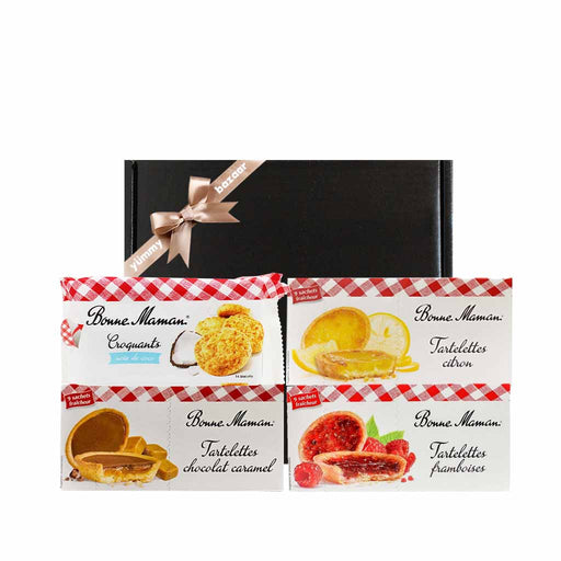 Bonne Maman French Tartlets & Cookies Valentines Day Gift