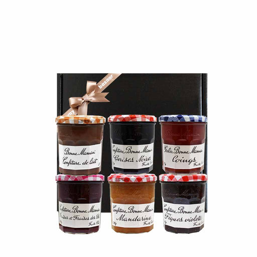 Bonne Maman French Jam Holiday Gift