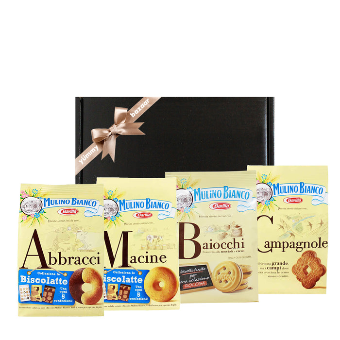 Mulino Bianco Italian Cookie Gift Set