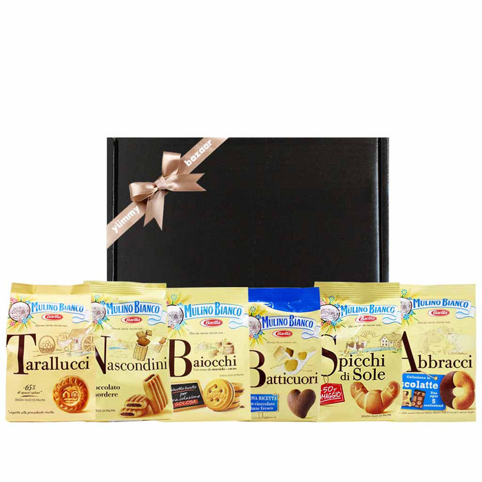 Mulino Bianco Assorted Cookie Gift