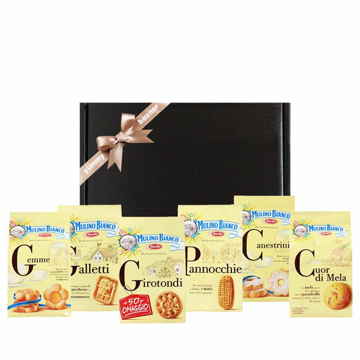 Everybody Loves Mulino Bianco Italian Breakfast Cookie Gift