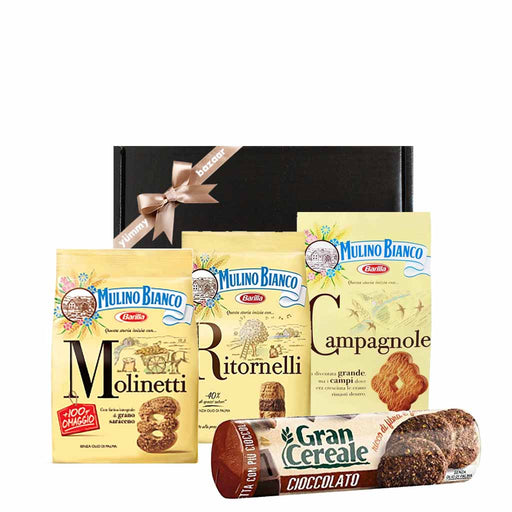 Mulino Bianco Family Sized Italian Cookie Gift