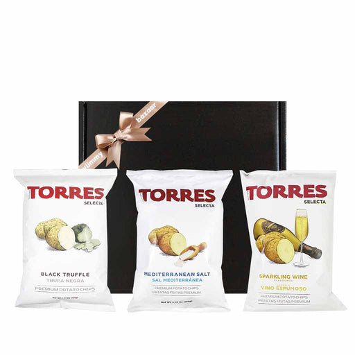 Torres Holiday Potato Chip Gift