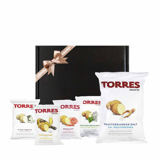 Torres Assorted Potato Chip Holiday Gift