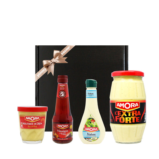 Amora French Necessities Gift
