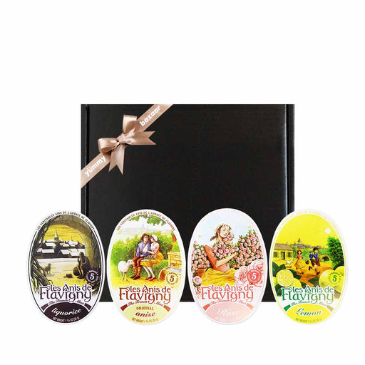 Les Anis de Flavigny French Candy Gift