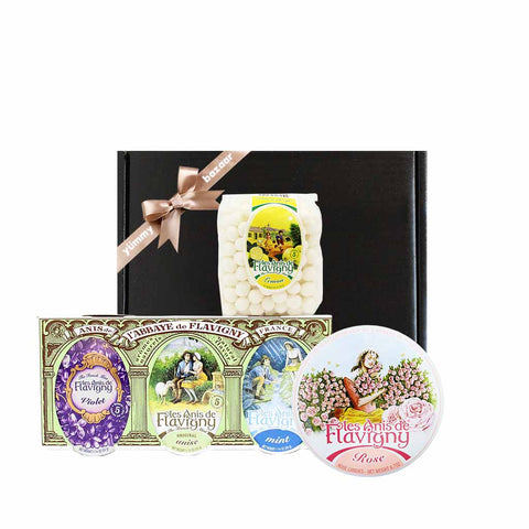 Anis de Flavigny Assorted French Pastilles Gift