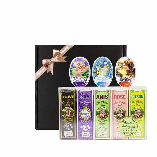 Anis de Flavigny French Pastilles Variety Gift