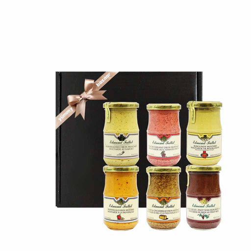 Edmond Fallot Assorted French Mustard Gift