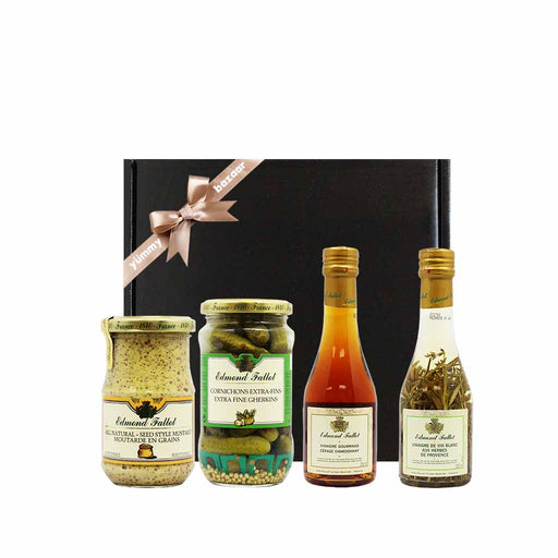 Edmond Fallot French Ingredients Gift