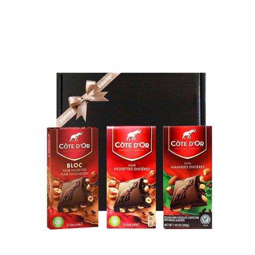 Cote d'Or Belgian Chocolate with Nuts Gift