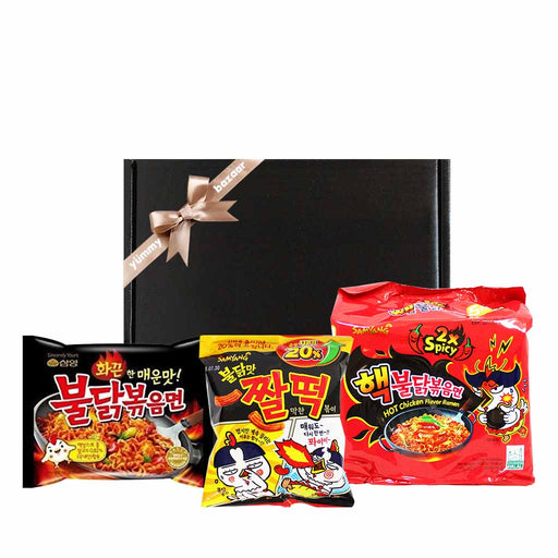 Samyang A Taste of Heat Holiday Gift