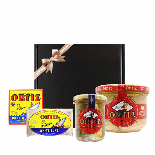 Ortiz Spanish Assorted Seafood Gift