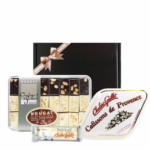 Chabert Guillot French Calisson & Nougat Gift