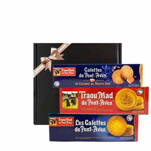 Traou Mad Assorted French Cookies Gift