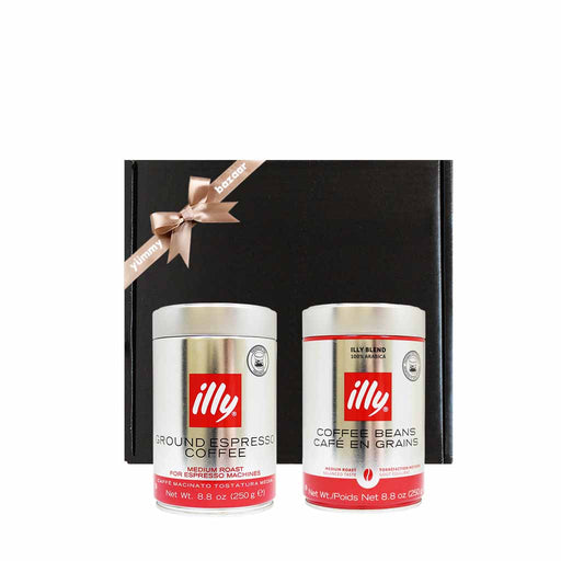 Illy Italian Coffee Gift