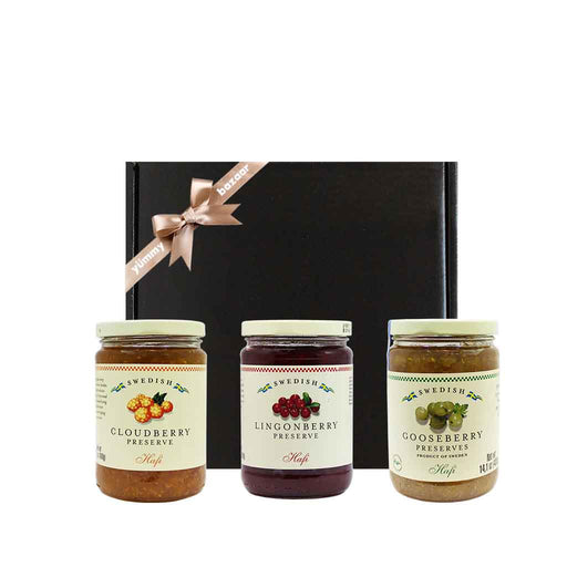 Hafi Swedish Holiday Jam Gift