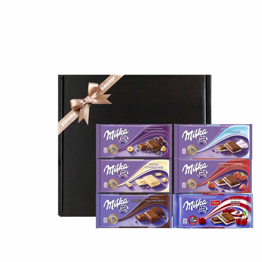 Milka German Chocolate Bar Gift