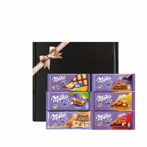 Milka Assorted German Chocolate Holiday Gift