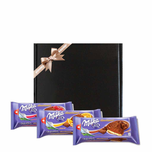 Milka German Dessert Cookies Gift