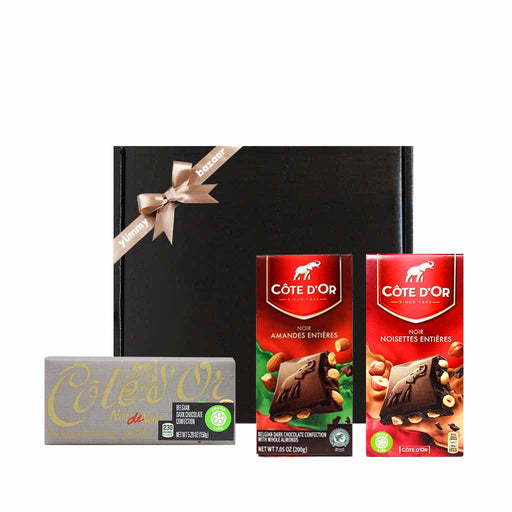 Cote d'Or Assorted Belgian Chocolate Gift