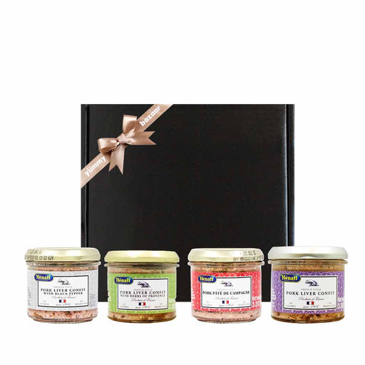 Henaff French Pork Confit & Pate Gift