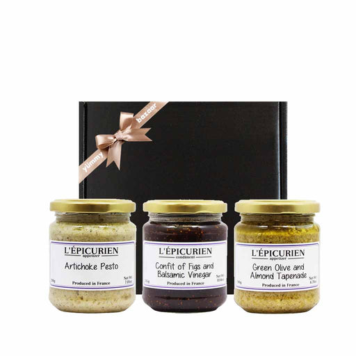 Epicurien French Dips & Sauces Gift
