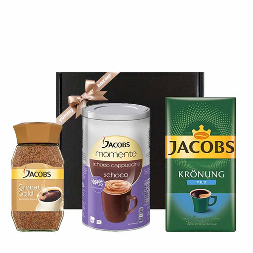 Jacob's German Coffee & Chocolate Cappuccino Gift