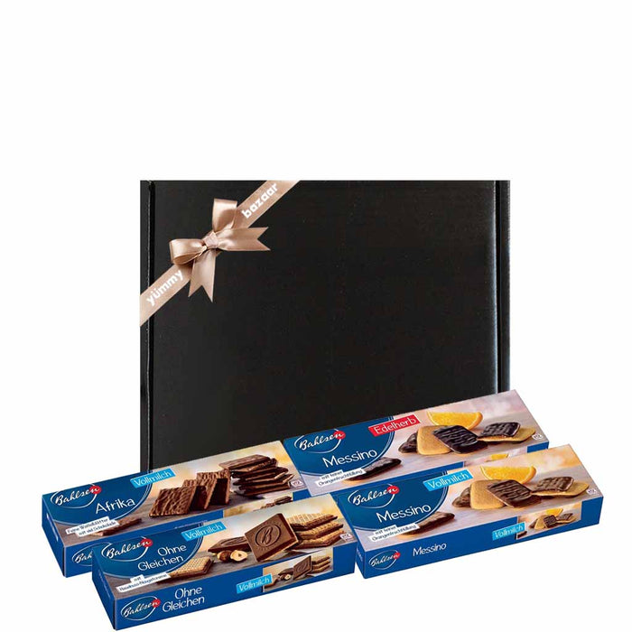 Bahlsen German Chocolate Covered Cookie Gift
