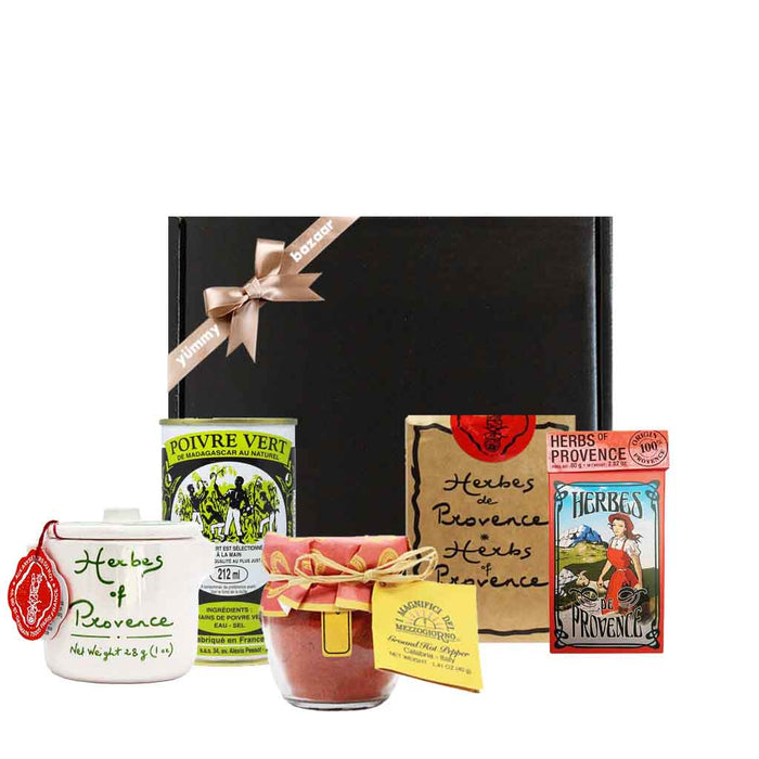 French Spice Essentials Gift